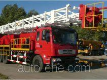 Karuite GYC5340TXJ900 well-workover rig truck
