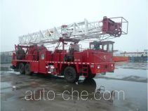 Karuite GYC5350TXJ90DC well-workover rig truck