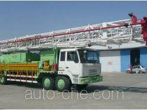Karuite GYC5461TXJ90Z well-workover rig truck