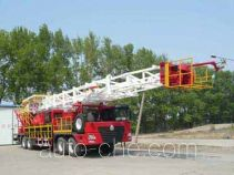 Karuite GYC5480TXJ900 well-workover rig truck