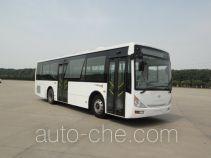 广汽牌GZ6102HEV型混合动力城市客车