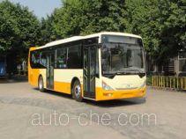 广汽牌GZ6102HEV1型混合动力城市客车