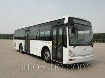 广汽牌GZ6102HEV2型混合动力城市客车