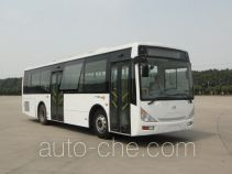 广汽牌GZ6102PHEV型混合动力城市客车
