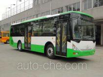 广汽牌GZ6103HEV3型混合动力城市客车
