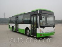 广汽牌GZ6103HEV型混合动力城市客车