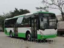 广汽牌GZ6103HEV1型混合动力城市客车