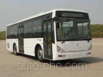 广汽牌GZ6100PHEV型混合动力城市客车