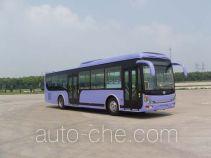 广汽牌GZ6110HEV型混合动力城市客车