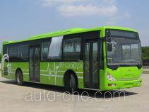 广汽牌GZ6111HEV1型混合动力城市客车