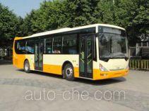 广汽牌GZ6112HEV1型混合动力城市客车