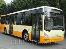 广汽牌GZ6112HEV型混合动力城市客车