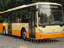 广汽牌GZ6110PHEV型混合动力城市客车
