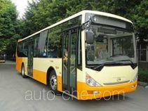 广汽牌GZ6112HEV2型混合动力城市客车