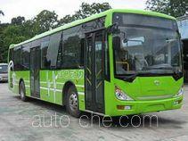 广汽牌GZ6113HEV型混合动力城市客车