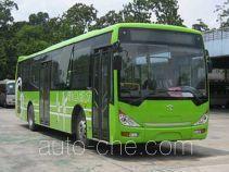 广汽牌GZ6113HEV1型混合动力城市客车