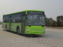 广汽牌GZ6113HEV3型混合动力城市客车