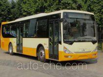 广汽牌GZ6113HEV4型混合动力城市客车