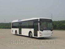 广汽牌GZ6123HEV5型混合动力城市客车