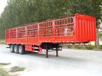 Huanqiu GZG9403CCYA stake trailer