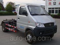 Huanqiu GZQ5024ZXX detachable body garbage truck