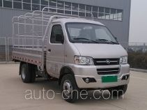 环球牌GZQ5030CCYBEV型纯电动仓栅式运输车