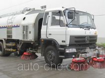 Huanqiu GZQ5168GSL street sweeper truck