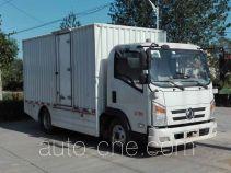 苏通牌HAC5071XXYEV1型纯电动厢式运输车
