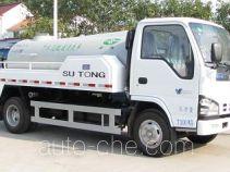 苏通牌HAC5072GQX型下水道疏通清洗车