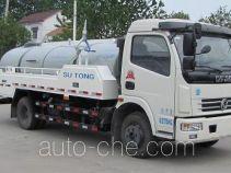 苏通牌HAC5080GQX型下水道疏通清洗车