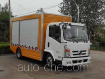 Power supply electric truck
