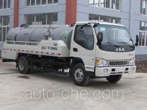 苏通牌HAC5093GQX型下水道疏通清洗车