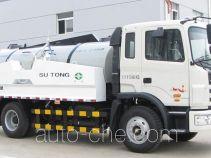 苏通牌HAC5122GQX型下水道疏通清洗车