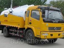 苏通牌HAC5124GQX型下水道疏通清洗车