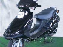豪霸牌HB125T-2G型踏板车