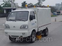 Heibao HB1610Q low speed garbage truck