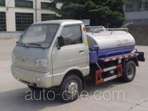Heibao HB2315G low-speed tank truck