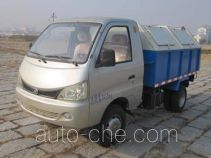 Heibao HB2815DQ low speed garbage truck
