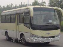 长鹿牌HB6608CNG型客车