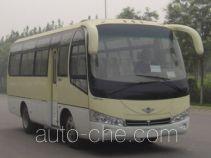长鹿牌HB6791A型客车