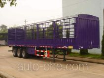 中通牌HBG9392CSY型仓栅式运输半挂车