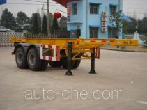 Zhongtong HBG9280TJZ container carrier vehicle