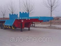 中通牌HBG9350TTS型铁水运输半挂车