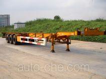 中通牌HBG9383TJZ型集装箱半挂牵引车