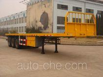 中通牌HBG9392TJZP型集装箱半挂牵引车