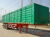 中通牌HBG9401XXY型厢式运输半挂车