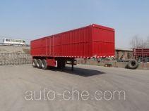 Hugua HBG9402XXY box body van trailer