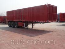 Hugua HBG9406XXY box body van trailer