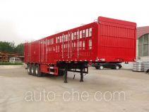 Hugua HBG9407CCY stake trailer