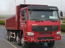 Chuanteng HBS3310 dump truck
